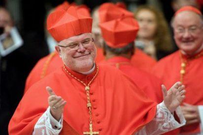 """Cardenal Marx: """"Queremos que el IOR no dañe más la reputación de la Santa Sede"""""""