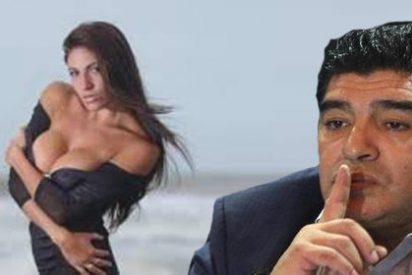 Las nuevas y caras 'amiguitas' de Maradona en Dubai