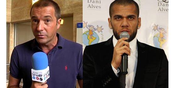 "Carreño le manda un recado a Alves por tacharles de ""madridistas"": ""Florentino dijo lo contrario"""