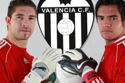 Los dos porteros que baraja el Valencia para sustituir a Guaita
