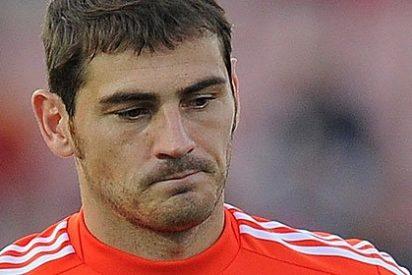Casillas pasa un mal rato en su último anuncio publicitario