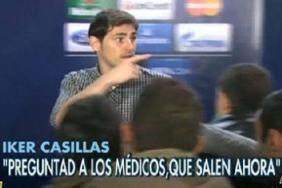 Casillas, blanco de las críticas por no pararse en zona mixta para hablar de Jesé