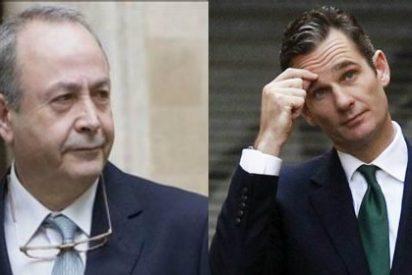 Castro decide no imputar a Urdangarin ni a su socio por blanqueo de capitales