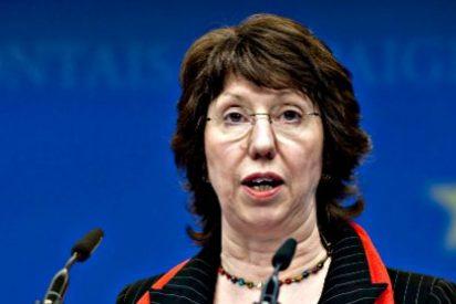 Catherine Ashton 'revela' que la oposición ucraniana contrató francotiradores para matar policías