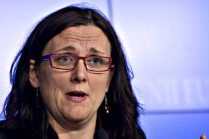 """Cecilia Malmström, sobre los 15 subsaharianos ahogados de Ceuta: """"No he acusado a nadie"""""""
