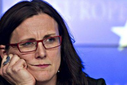 La Guardia Civil se querella contra la comisaria de la UE que les acusó de matar inmigrantes