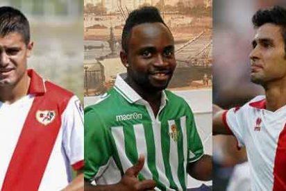 El Génova sigue a futbolistas del Betis y Rayo