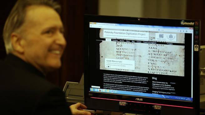 El Vaticano digitalizará su Biblioteca