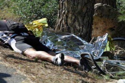 El inspector implicado en la muerte de una ciclista en Cabo Blanco celebra su sentencia con otra borrachera y detención