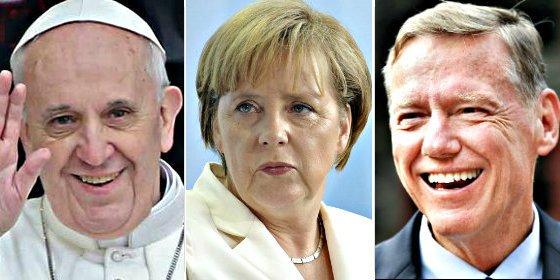¿Sabe que español mete la revista 'Fortune' entre los 50 mejores líderes mundiales?