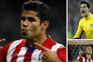 Los tres jugadores del Atlético que espió el Chelsea