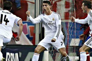 Cristiano Ronaldo está orgulloso de la respuesta que dio el Real Madrid en el 'campo de batalla' del Manzanares