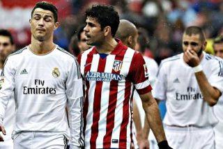 La carga final del Rel Madrid le permite empatar con un racial Atlético de Madrid y salvar el liderato