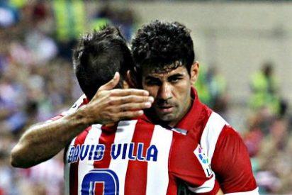 El Atlético de Madrid vence al Espanyol en la pelea y sigue en la persecución