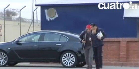 Del Nido ingresa en prisión...¡Con la gorra del Sevilla!