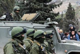 Rusia viola los mandamientos