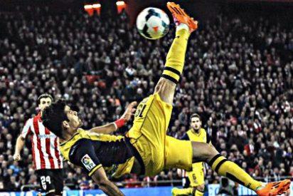El Atlético de Madrid se confirma como líder profanando la 'catedral' bilbaína