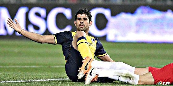 """Veo difícil que Costa juegue mañana"""