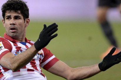 Diego Costa reconoce que el Atlético aceptó una oferta para venderle