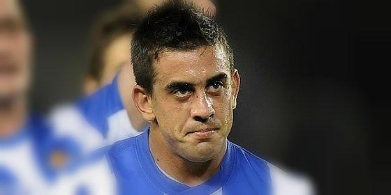 La Real manda a uno de sus jugadores al Deportivo