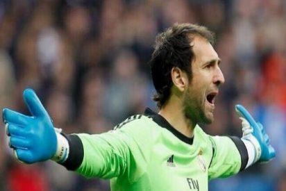 El Milan puja fuerte por Diego López