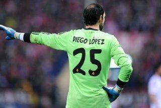 """""""El vestuario ha apoyado a Diego López"""""""