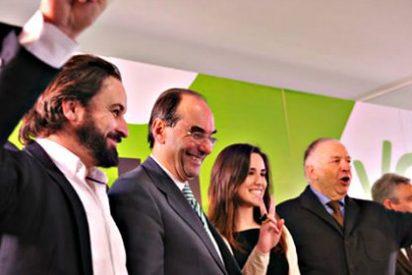 VOX: Santiago Abascal, primer secretario general, y Vidal-Quadras, primer presidente