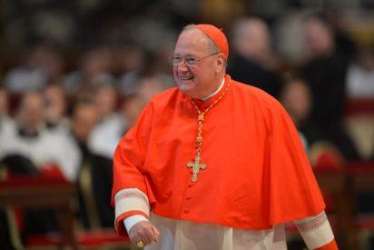 Cardenal Dolan dice que el Papa quiere que la Iglesia estudie las uniones homosexuales