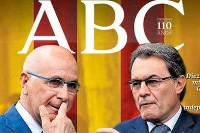 """Pablo Sebastián acusa al """"disparatado"""" artículo de Carrascal en ABC de desanimar a los catalanes españolistas"""