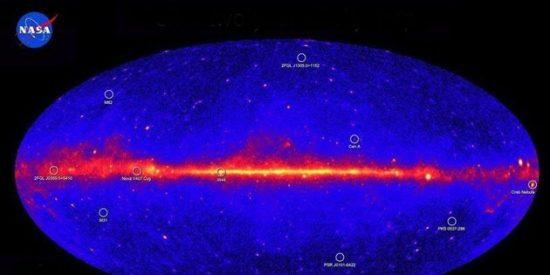 Una inquietante señal luminosa en el centro de la galaxia tiene a los científicos en vela