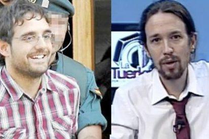 La Fundación para la que trabaja Pablo Iglesias premió a un etarra con un viaje de estudios a Venezuela