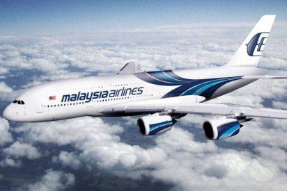 Lo 'último' sobre el vuelo de Malaysian Airlines: ¡Nadie pilotaba el avión fantasma!