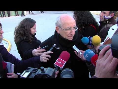 """El obispo de Ávila reconoce el """"legado histórico y real"""" de Suárez"""
