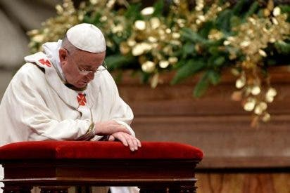 """Francisco: """"Sin paz no hay desarrollo"""""""
