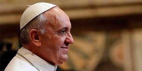 """El Papa Francisco está preocupado por """"una posible secesión en España"""""""