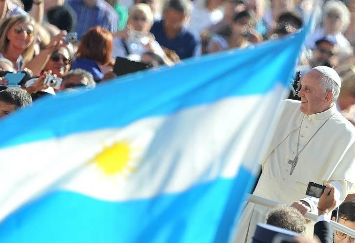 Francisco impulsa la labor misionera de la Iglesia argentina