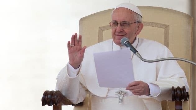 El Papa retoma su agenda
