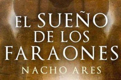 Nacho Ares trae al presente los misterios del antiguo Egipto