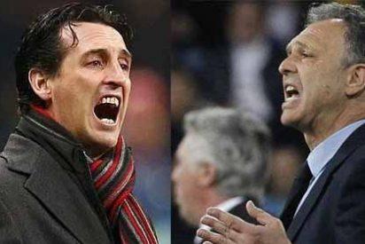 El Sevilla se reune con Unai Emery