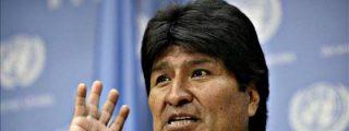 A Evo Morales le han robado la réplica de la espada de Bolívar que le regaló Hugo Chávez