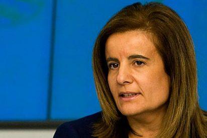 El paro registrado baja en España en febrero por primera vez en este mes desde 2007