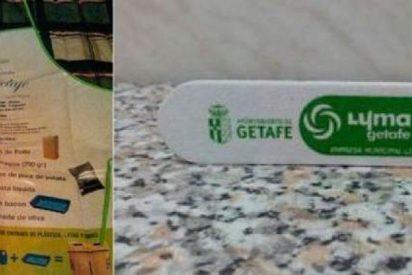 El alcalde de Getafe se pasa de rosca y regala limas de uñas y delantales el Día de Mujer