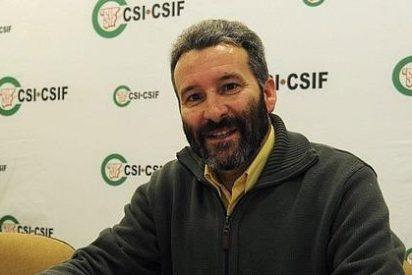 El CSIF tacha de 'demagogo' a Luciano Alonso por las políticas de la asignatura de religión