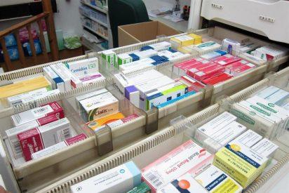 El gasto farmacéutico aumenta un 3,96%