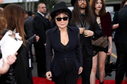 "Yoko Ono recuerda a John Lennon en el Guggenheim: ""Pienso que aún está aquí"""