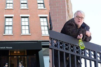 Por 7.600 dólares al mes puede vivir en el piso donde 'reventó' Seymour Hoffman