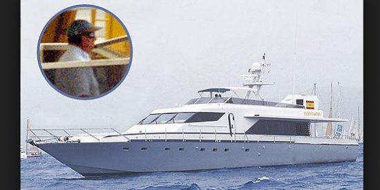 El yate Fortuna leva anclas en busca de comprador con el nuevo nombre de Foners