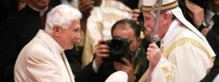 "Ratzinger escribió cuatro páginas de comentarios a la entrevista de Francisco a La Civiltà Cattolica"""
