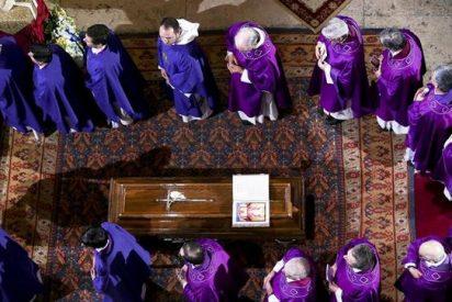 Multitudinario funeral en Lisboa para despedir a Policarpo