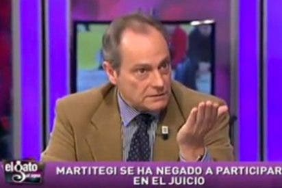 """Eduardo García Serrano sobre el etarra Martitegi: """"Cuando le detuvieron se le abrieron todos los esfínteres y se hizo sus necesidades encima"""""""